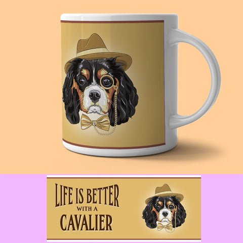 Mug - Life Is Better With A Cavalier