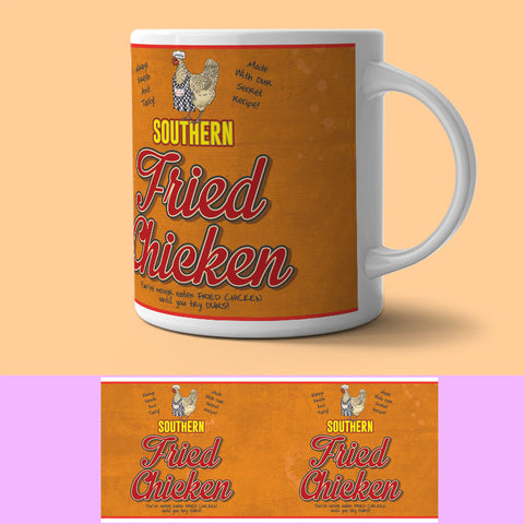 Mug - Fried Chicken