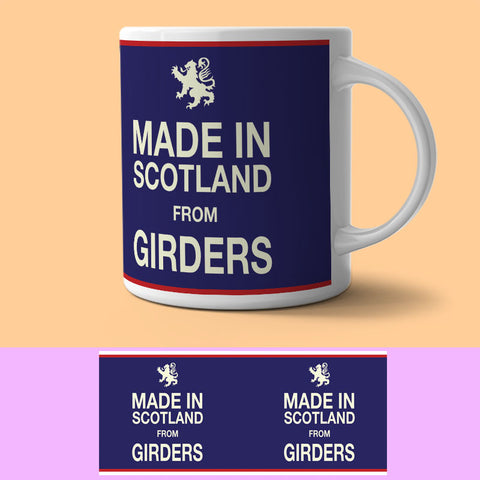Mug - SCOTTISH GIRDERS