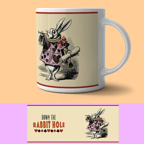 Mug - Rabbit Hole