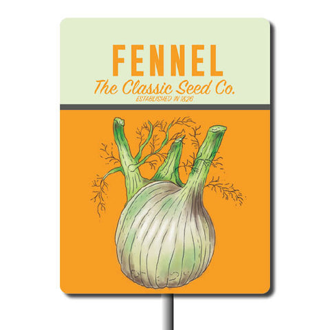 Plant Marker - Fennel