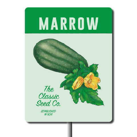 Plant Marker - Marrow