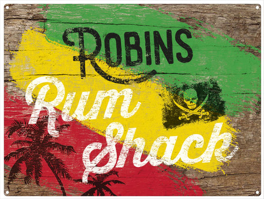 Rum Shack - Personalised