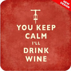 Melamine Coaster - You Keep Calm
