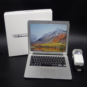 "2013 Apple MacBook Air • 13"" Laptop • 256GB • 1.3GHz • 4GB RAM • A1466 w/Box"
