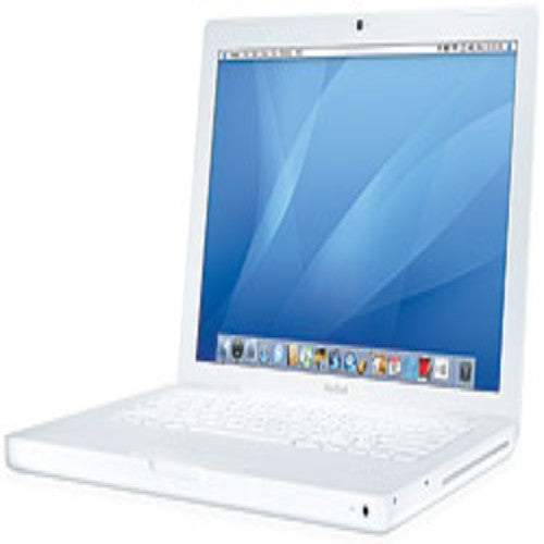 "Apple MacBook A1181 13"" Laptop - MB062LL/A White, 120GB, Core 2 Duo"