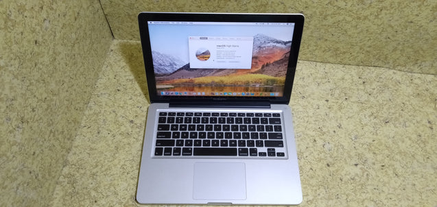"2011 Apple 13.3"" MacBook Pro Core i5, 4gb/500gb Laptop Price in Pakistan"