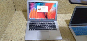 "Apple Macbook air 2014  "" Imported Laptop - Ci5 - 4GB Memory -128GB ssd Hard - silver"