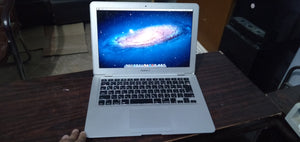 "Apple  Macbook air 2008-2009 "" Imported Laptop - Core 2 duo - 2GB Memory -80GB Hard - silver"