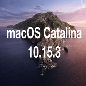 macOS Catalina 10.15 Usb available in Pakistan