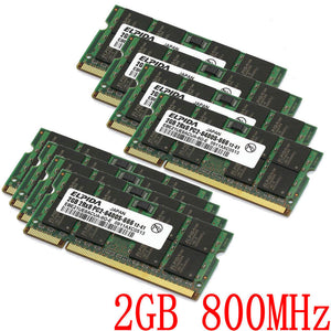 2Gb PC2-6400 DDR2-800 Laptop RAM For Ddr2 Laptops