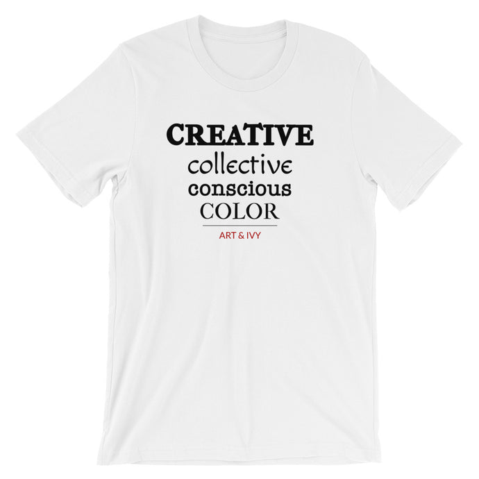 Creative. Collective. Conscious. Color. | Red