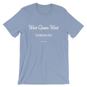 West Queen West | White
