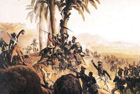 This Week In Haitian History – Haitian Revolution Begins - L'UNION SUITE
