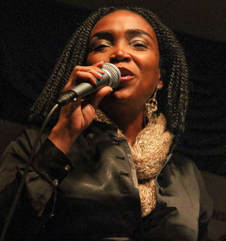 Haitian Songstress Emeline Michel