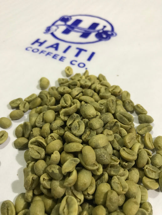 Makouti Green ( For those Home Roasters)