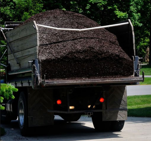 Mulch Delivery & Spread - Residential (Per Cubic Yard)