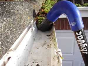gutter cleaning residential peace keepers lawn care