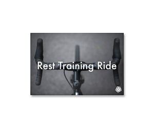Rest Training Ride