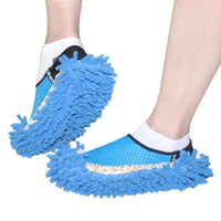 Easy Slip-on Mop Sock - Novelty Slippers