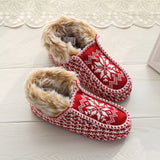 Winter Furry Slippers