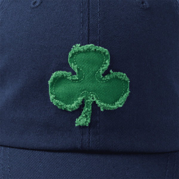 life is good baseball cap shamrock