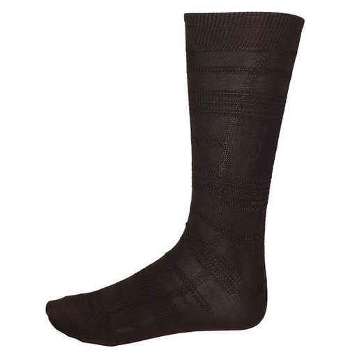 Stacy Adams Brown Dress Socks