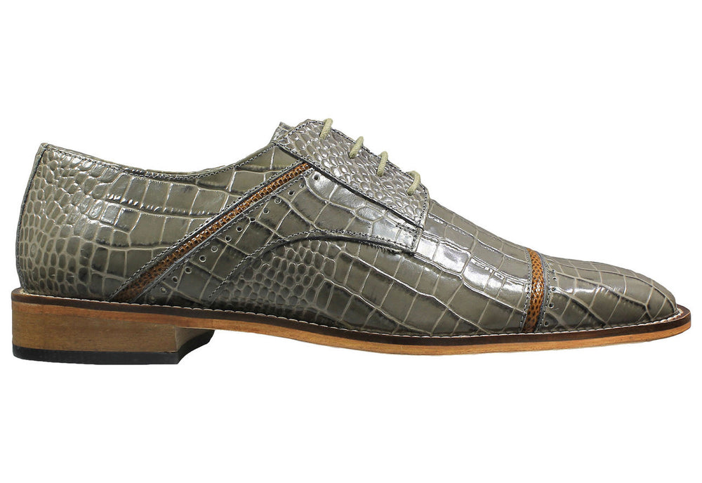 Stacy Adams Raimondo Gray Cap Toe Oxford