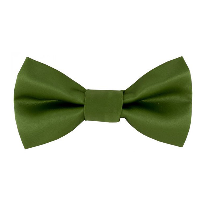 Gianfranco Apple Green Bow Tie and Handkerchief