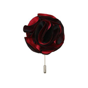 Gianfranco Red Lapel Rose