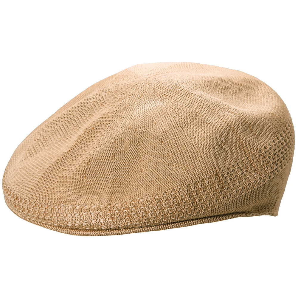 Maywood Camel Poly Knit Ivy Hat