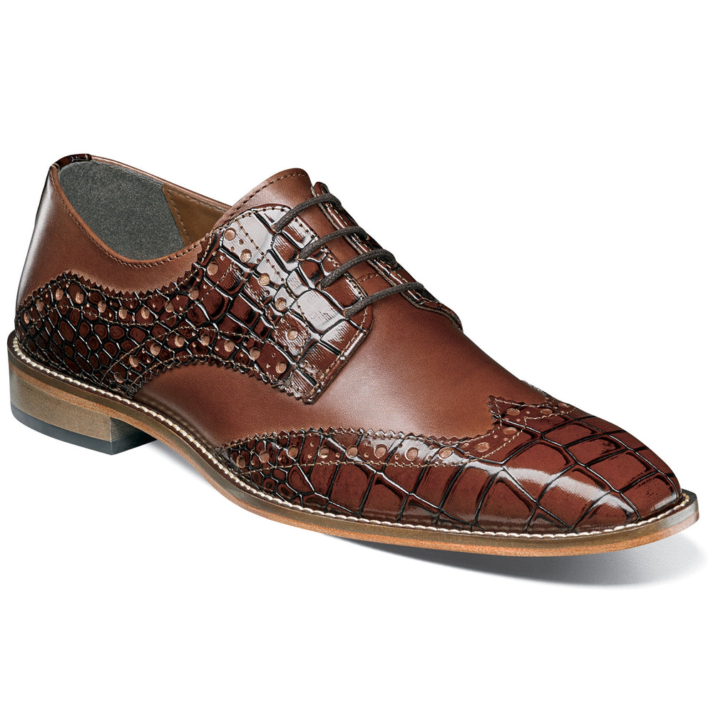Tomaselli Scotch Wingtip Oxford Shoes