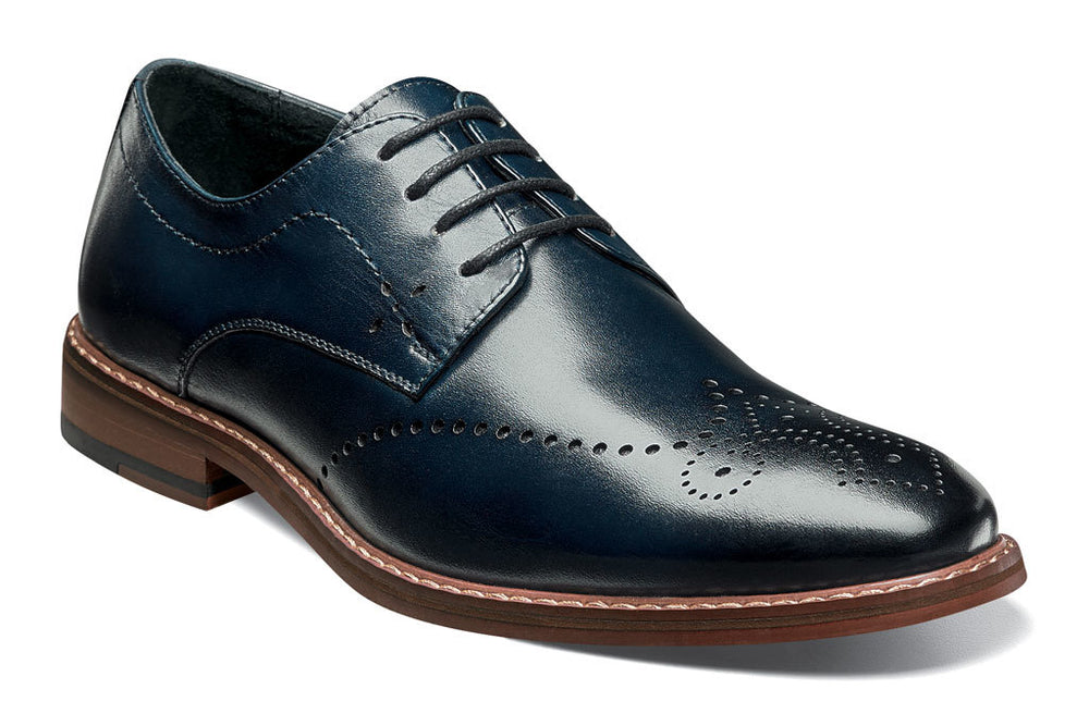 Stacy Adams Alaire Indigo Wingtip Oxfords