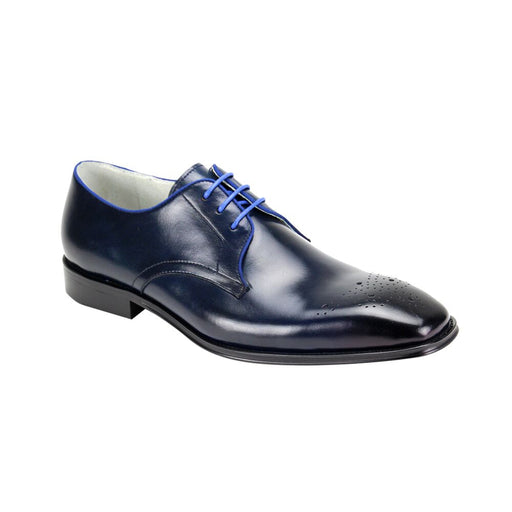 Giovanni Cole Blue Oxfords