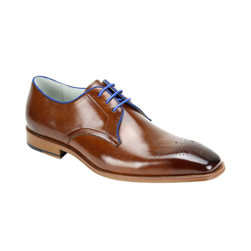 Giovanni Cole Caramel Oxfords