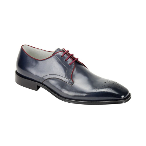 Giovanni Cole Grey Oxfords