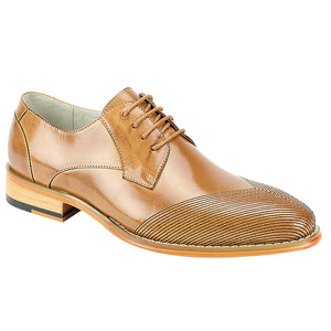 Giovanni Edwyn Tan Geometric Toe Oxford