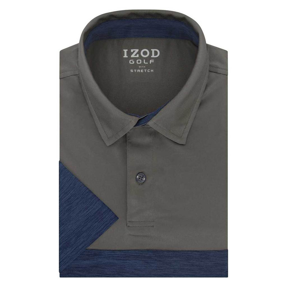 IZOD Golf - Block Polo - French Blue