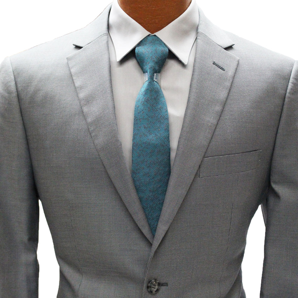 Dawn Grey Modern Fit Suit