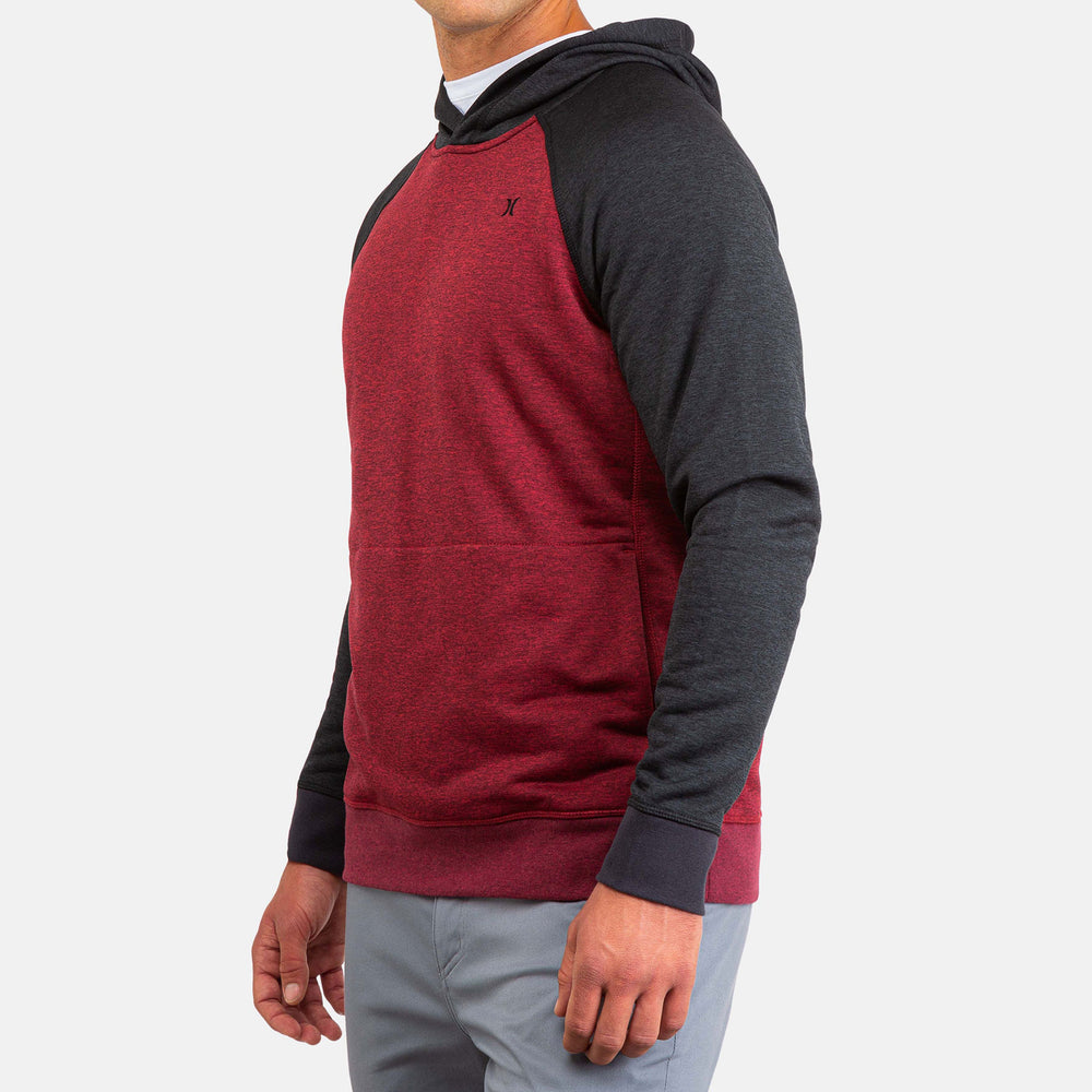 Hurley Dri-Fit Disperse Pullover - Gym Red