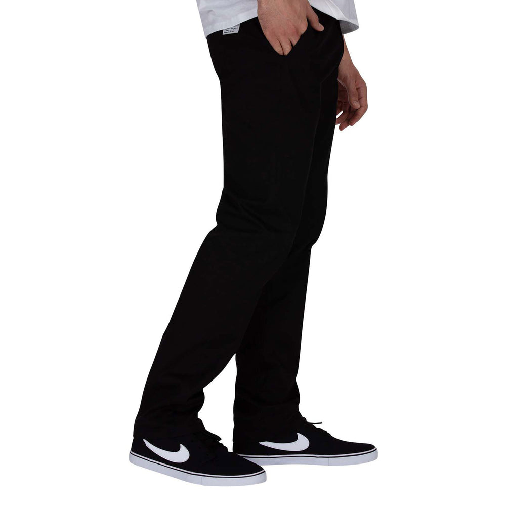 One and Only Stretch Chino Pant - Black