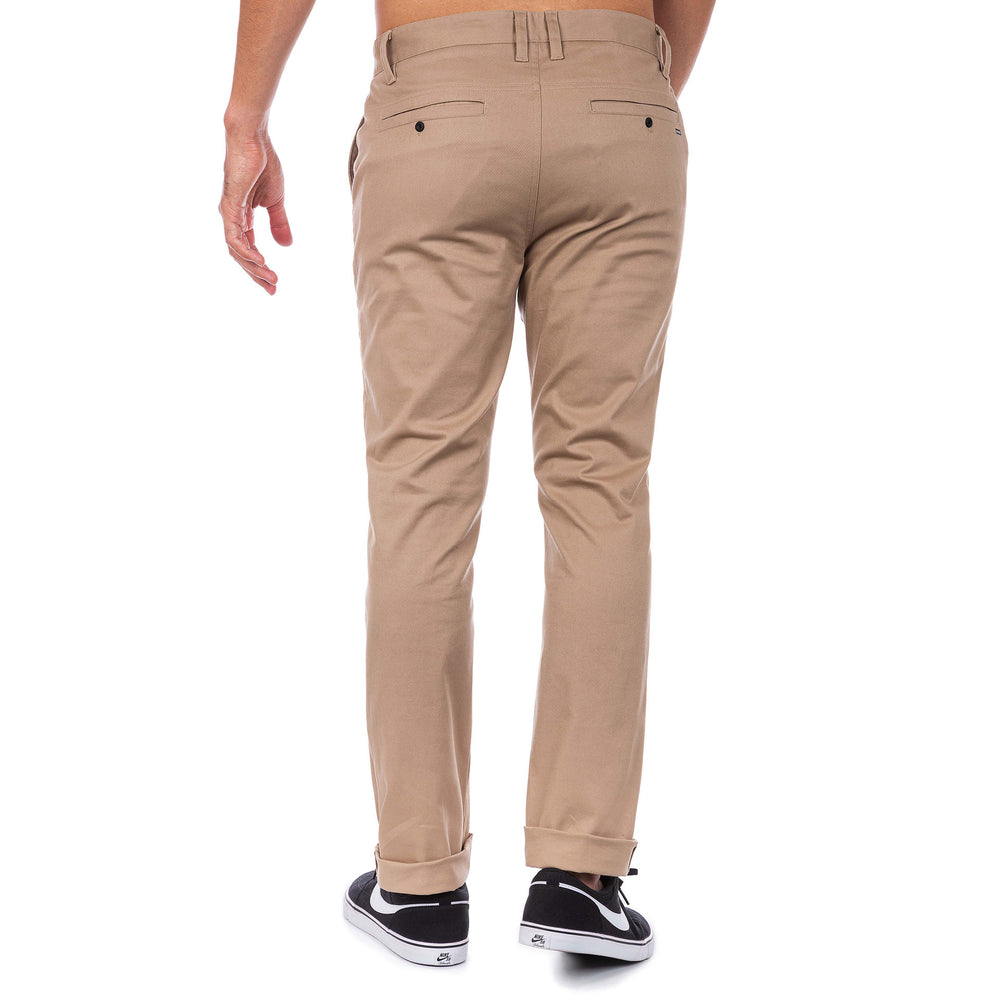 One and Only Stretch Chino Pant - Khaki