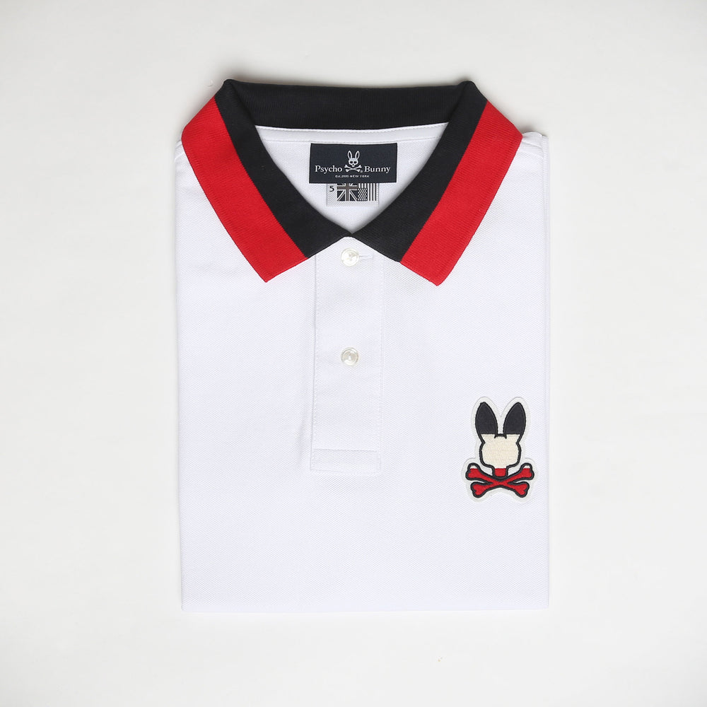 Britania Polo White