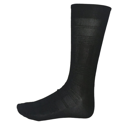 Stacy Adams Black Dress Socks