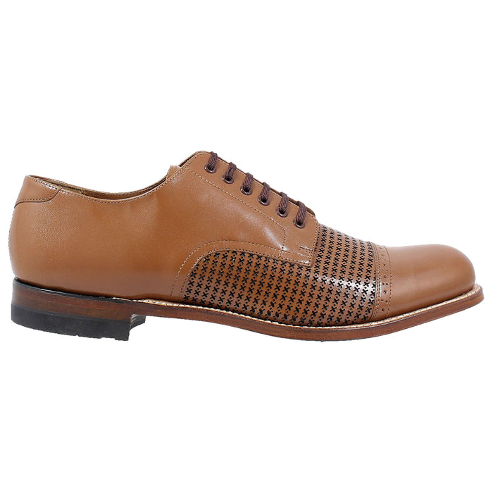 Stacy Adams Madison Oak Cap Toe Oxford Dress Shoes