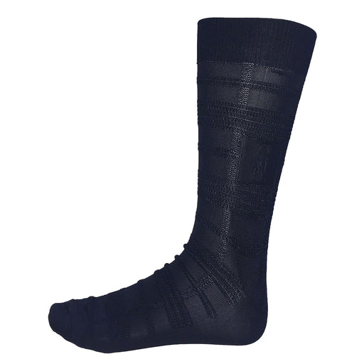 Stacy Adams Navy Blue Dress Socks