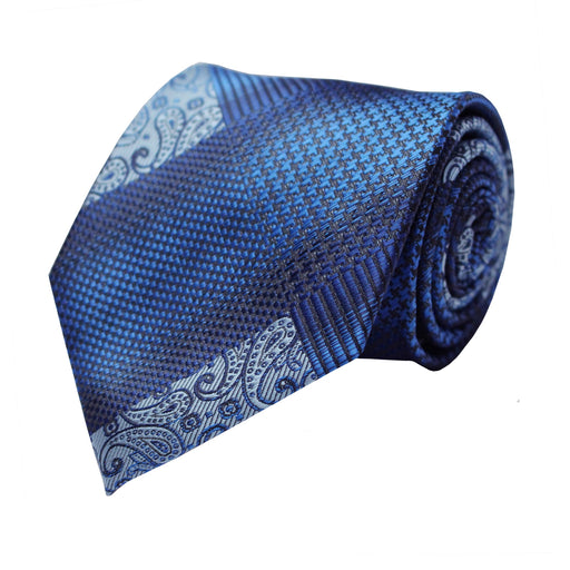 Venturi Uomo Royal Tie and Handkerchief