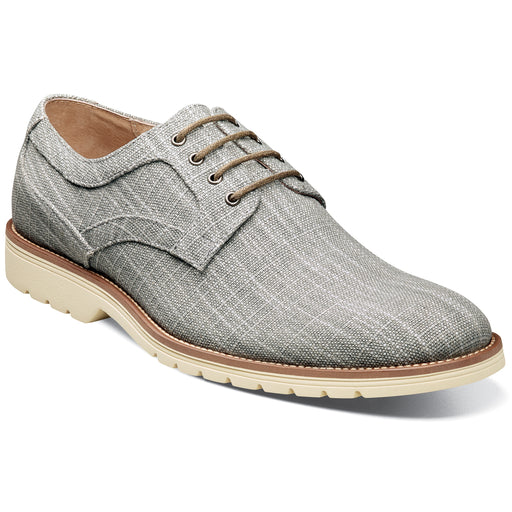 Stacy Adams Eli Gray Plain Toe Oxford