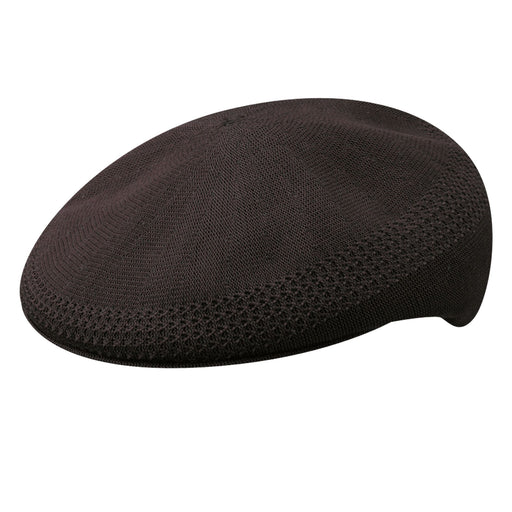 Stacy Adams Maywood Black Poly Knit Ivy Hat