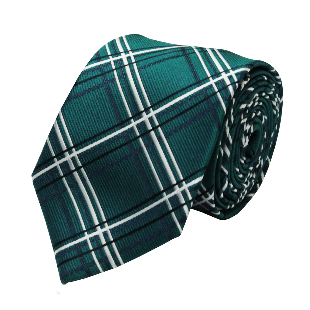Gianfranco Green Tie and Handkerchief